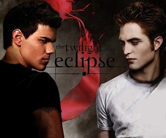 Twilight Eclipse Edward vs Jacob