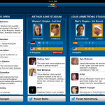 IBM U.S. Open iPad App