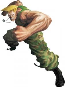 Street Fighter II Guile